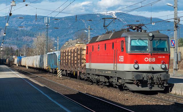 Towards Italy