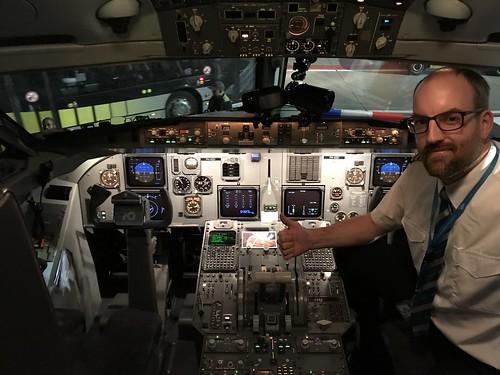 KLM's Fokker 70 reg. PH-KZU after it's final flight   by ksxio