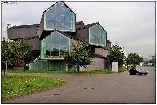 Vitra Design Campus in Weil am Rhein