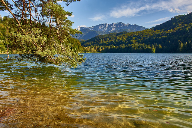 Indian Summer - Lake Hechtsee