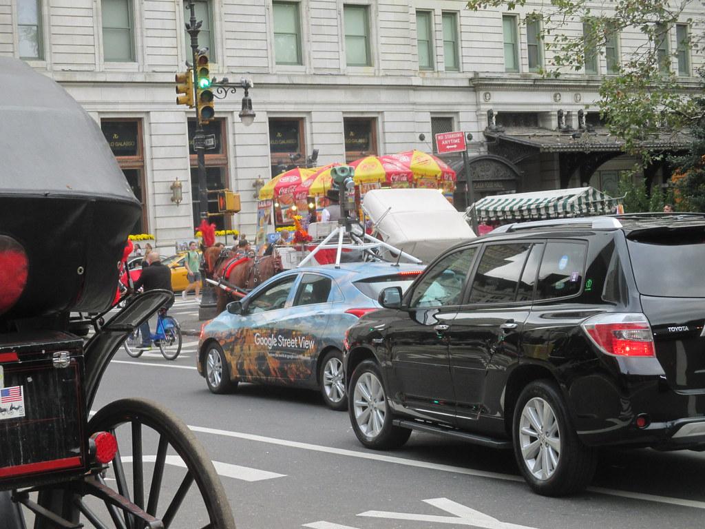 Google Maps Camera Car 2017 NYC 2301 | Google Maps Camera Ca