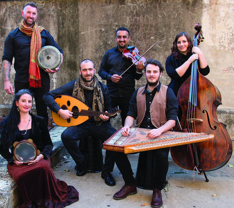 Shanasheel Arabic Music Ensemble