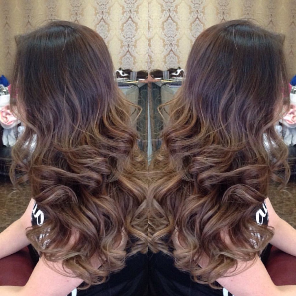 Beautiful Balayage Hair Color Technique With Our Very Own