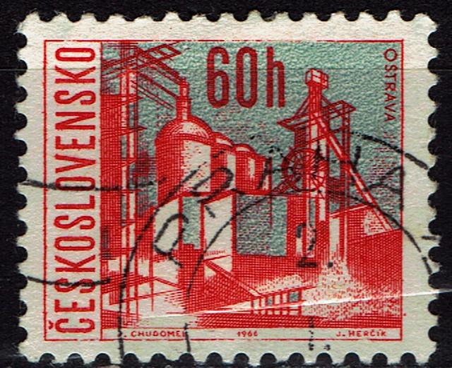 Checoslovaquia 1966