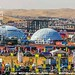 50m Event Dome Tent - Large Geodesic Dome Structure Sep Up In Desert - Portable Dome Structure for Event - Shelter Dome (16)