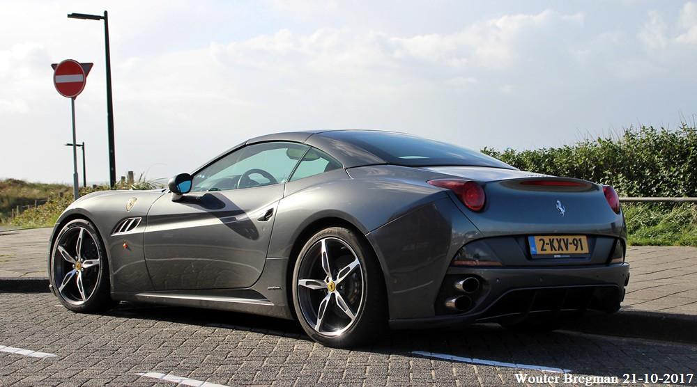 Ferrari California 2010 Noordwijk Netherlands Flickr
