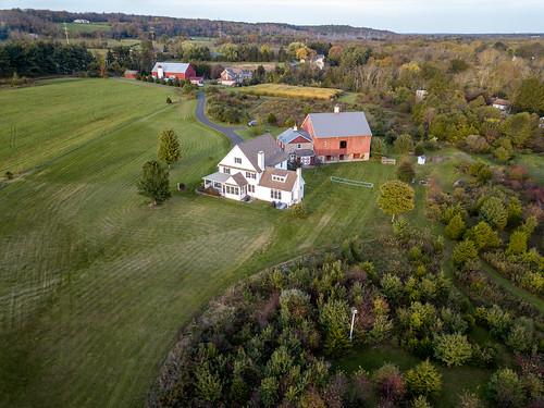 telford pennsylvania unitedstates farmhouse barn
