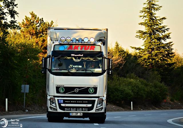 Aktur-Volvo FH III 460