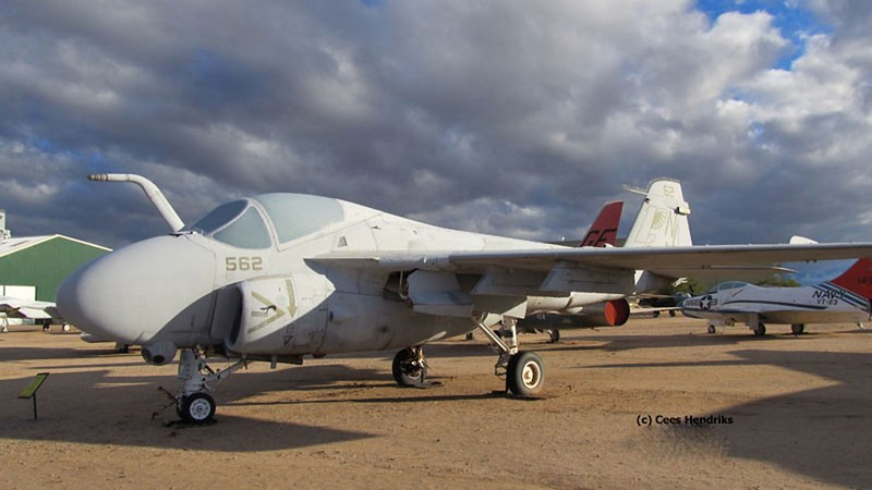 Il Grumman A-6E TRAM Intruso 1