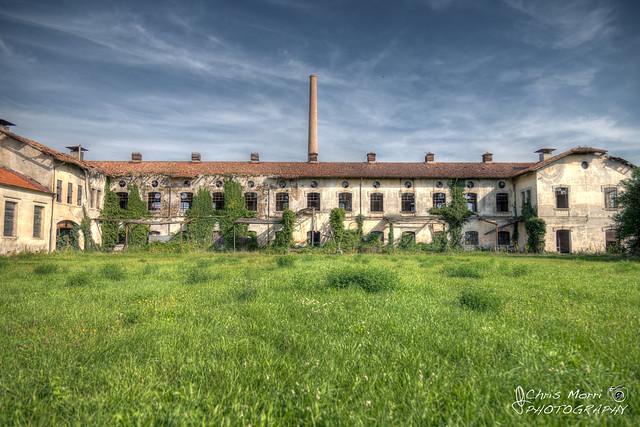 |URBEX| La Filanda dei Conti -Part.1-