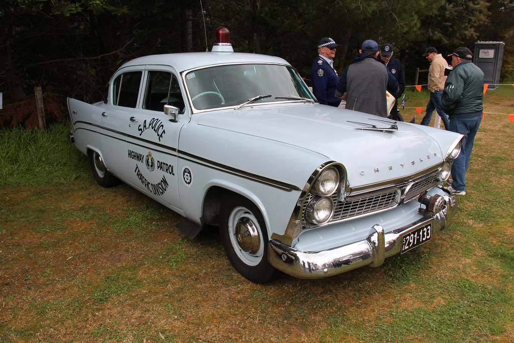 1962 Chrysler Royal Ap3 Police Sedan Chrysler Dodge