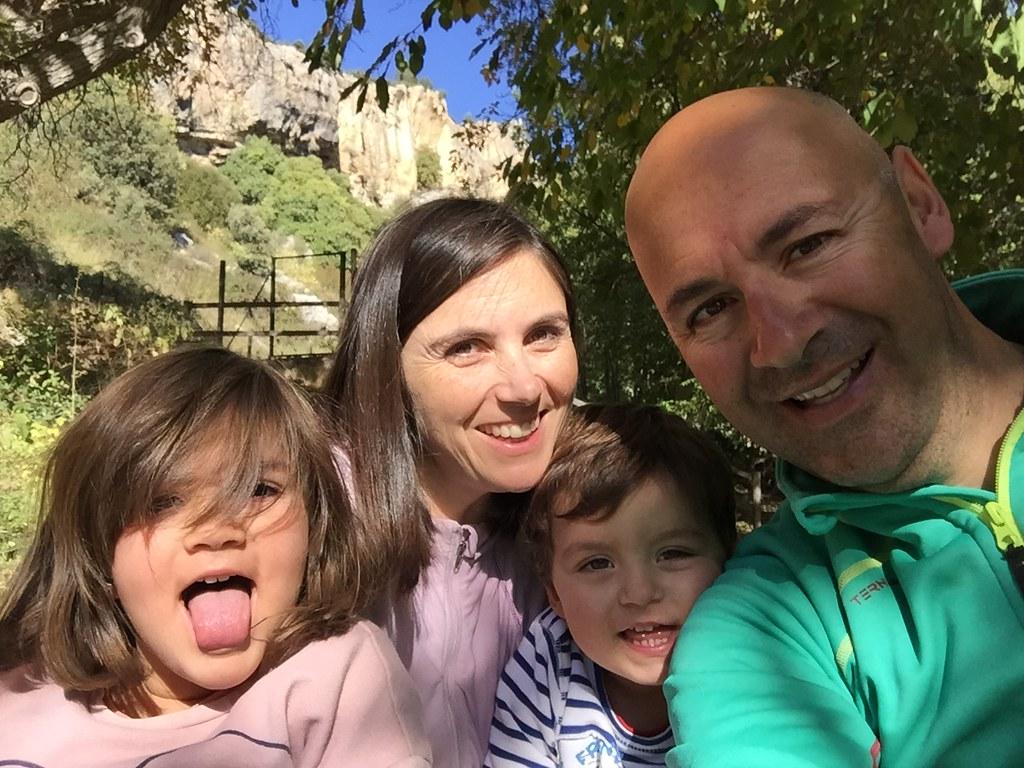 Excursión en la Rambla de la Rogativa