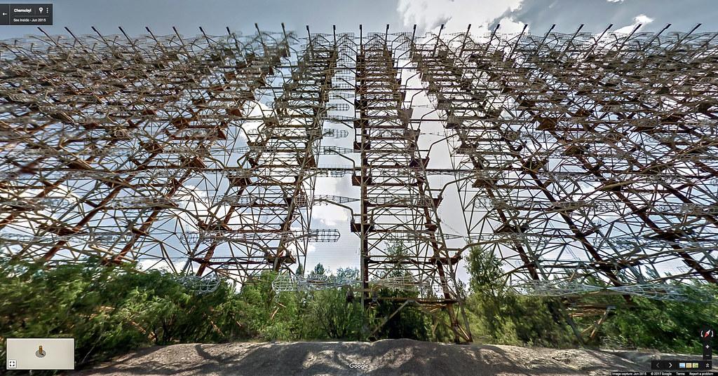 KD's World Tour: Duga Radar Station (Russian Woodpecker)