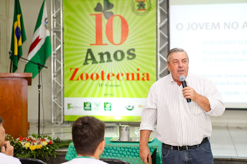 Palestra IFG Rio Verde