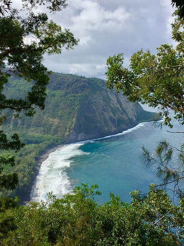 travel iphone tropical landscaoe beach hawaii waipio