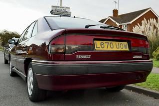 1994 Renault Safrane RN 2.2VI. | by bramm77