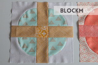Summer Smoothie bee block for Allison.