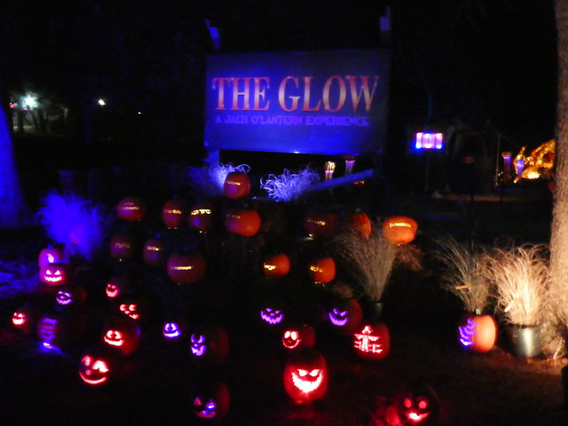 The Glow Jack O'Lantern Experience 2017 - Reston, VA