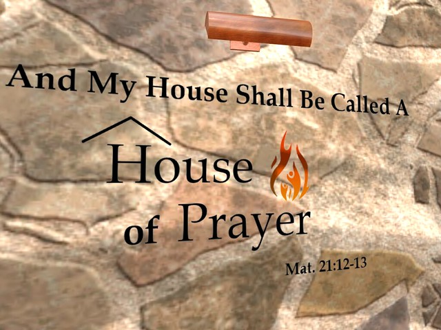House of Prayer - By the Book