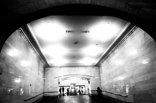 Moving | Grand Central Terminal | by lianakatrina