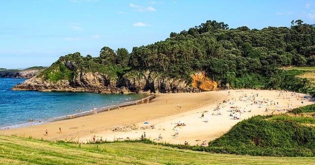 Playa de Toranda. Asturias