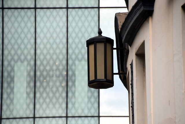 Lamp, Birmingham City Centre.