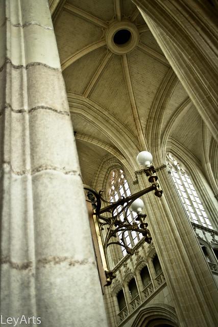 Cathédrale de Nantes - int.