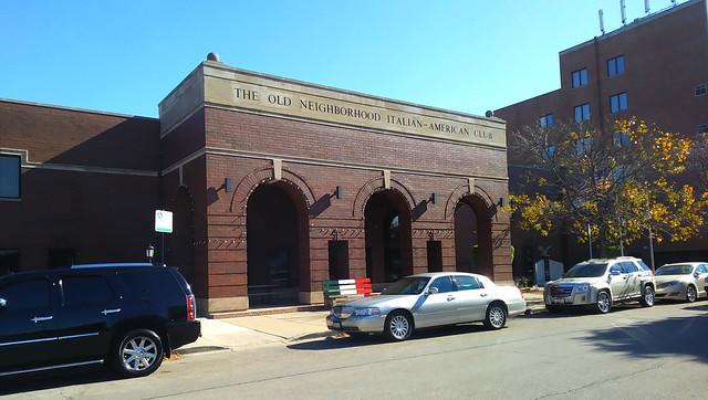 Old Neighborhood Italian-American Club, Outfit Headquarters