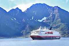 T7_170806 Hurtigruten - Nordnorge