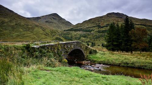 butterbridge glenkinglas scotland scottishscenery