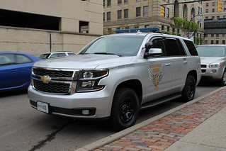 Ohio State Highway Patrol K-9 Chevrolet Tahoe | by Seluryar
