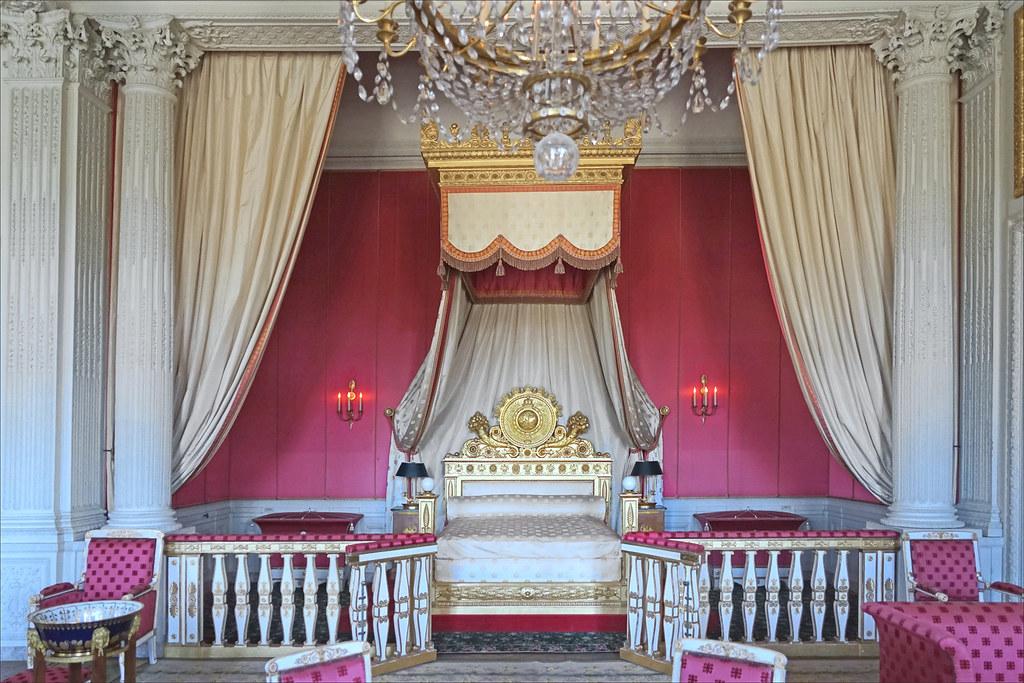Le Grand Trianon (Versailles)   La chambre de l'Impératrice …   Flickr