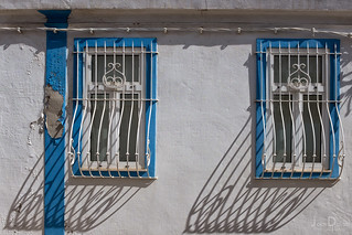 shadow | blue | lagos | by John FotoHouse