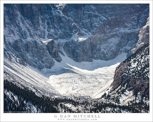 Wheeler Glacier and Cirque Headwall | by G Dan Mitchell