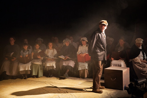 Blood on the Coal   by actacommunitytheatre