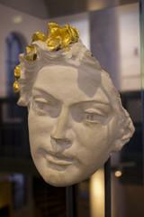 """Remnant of the Paleis voor Volksvlijt""- Jewish Historical Museum, Amsterdam"