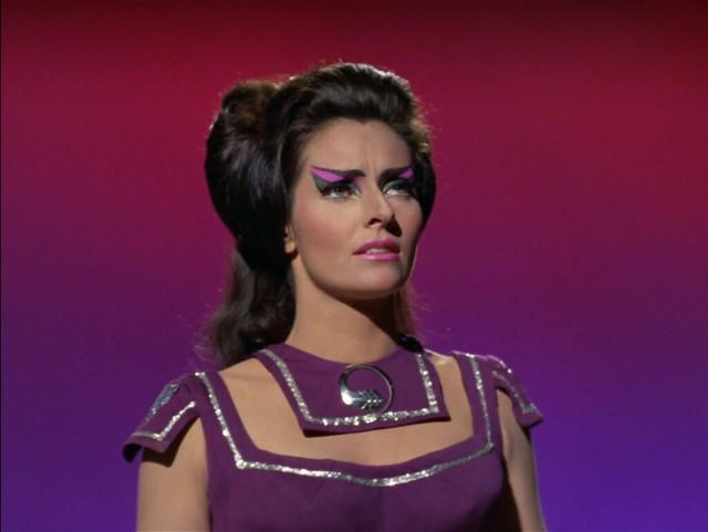Lee Meriwether, Star Trek TOS,