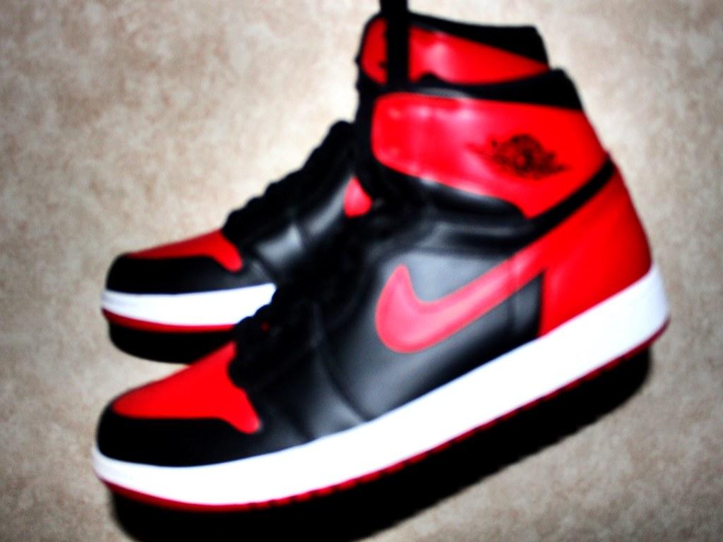 new product d37dc 2c9f0 Nike Air Jordan 1 Bred OG 2013 | Rick Andrew | Flickr