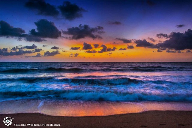 Heaven seems much closer when you are near the ocean.