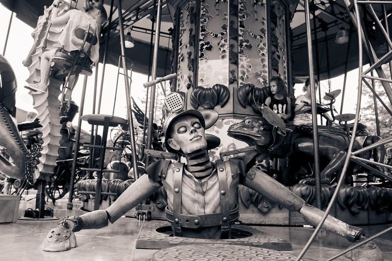 carrousel #14