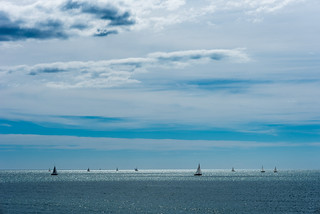 Blue Day for SailBoats | by NathalieSt