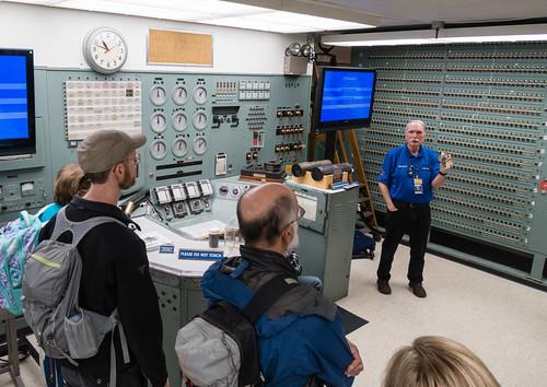 B Reactor Control Room | by mightyohm