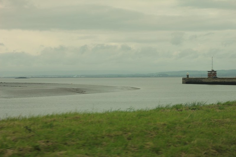 Where the Avon meets the Severn