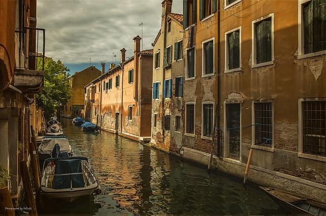 Venedig - Venezia - Abseits