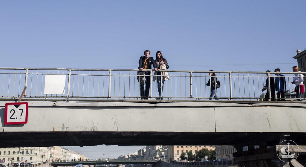 24 сентября 2017, Экскурсия по рекам и каналам Санкт-Петербурга / 24 September 2017, Excursion on the waterways of St. Petersburg