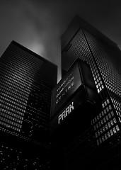 Downtown Toronto Fogfest No 16