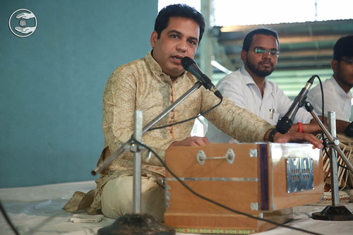 Devotional song by Surinder Sehaj from Mayur Vihar, Delhi