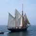 MAST Apprenticeship Cup, Bessie Ellen sail past