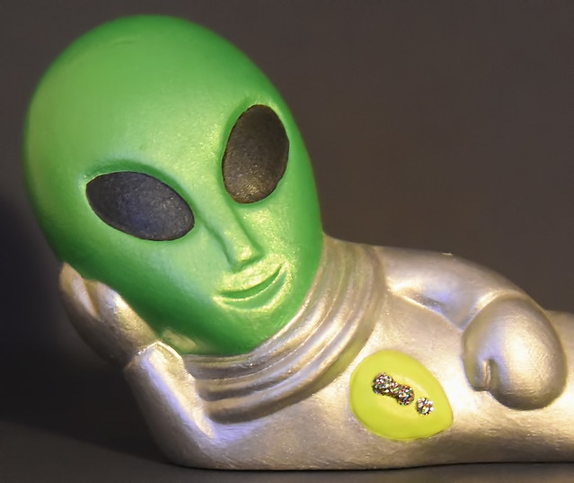 My Favourite Martian-HMM!