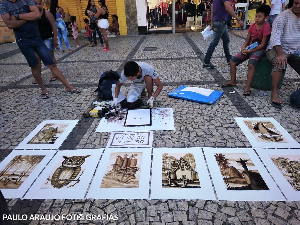 """Série """"EXPLORAÇÕES URBANAS""""  Arte de Rua"""